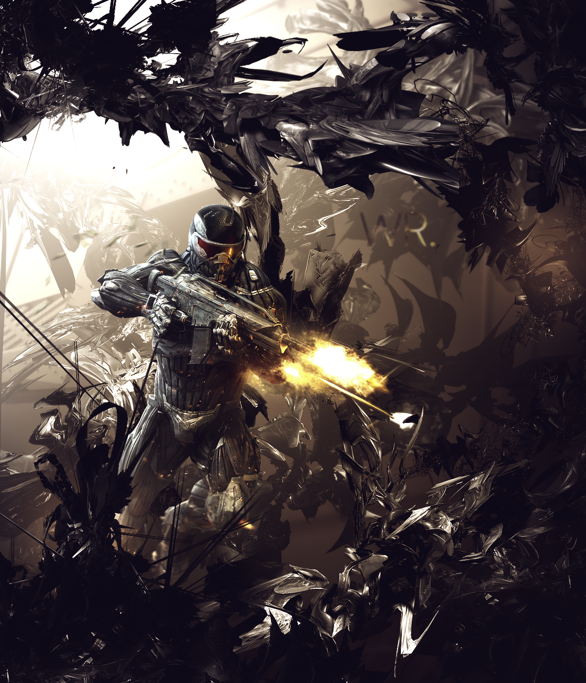 Crysis Large Art -gift- By Mornothly On DeviantArt