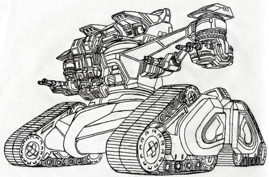 HK - Tank