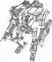 Vulcan for Annex 3065 by Vladimir3d