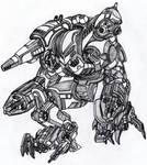 Black Mamba Power Armor