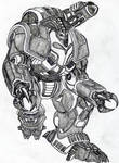 Spitting Cobra Power Armor