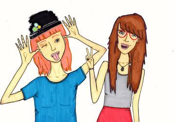 Friends by MagPiek