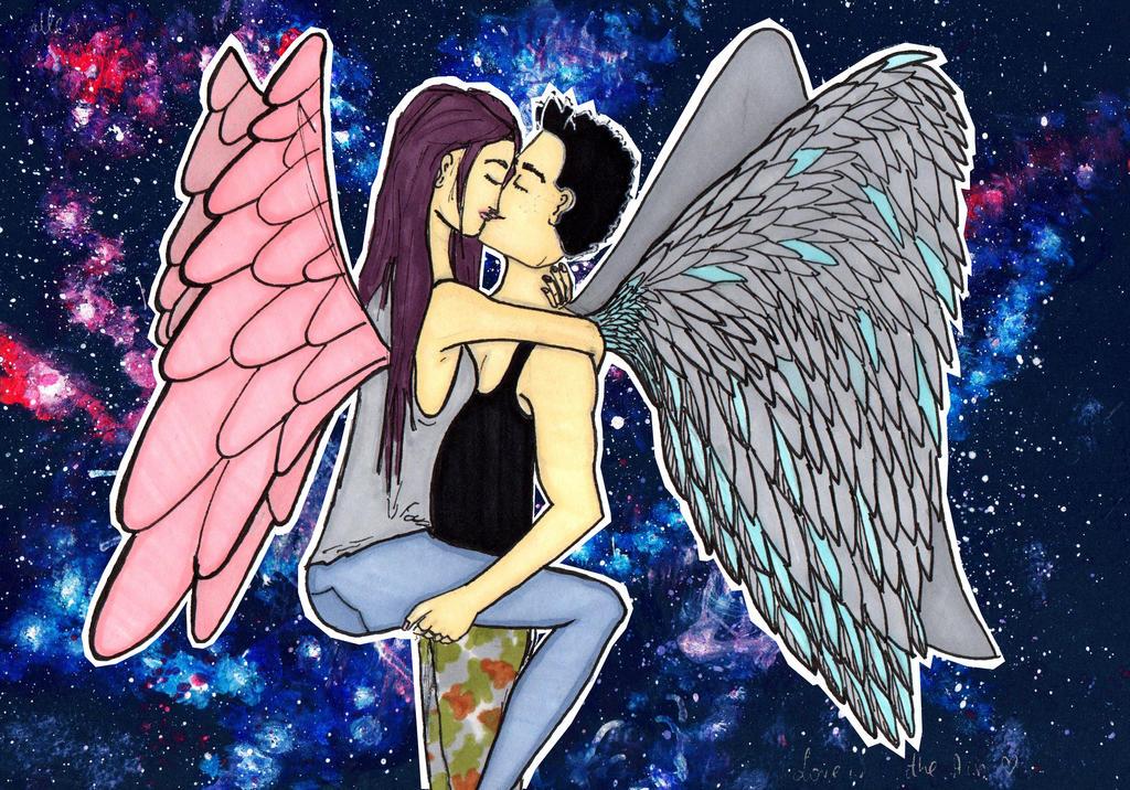 Fallen Angels by MagPiek
