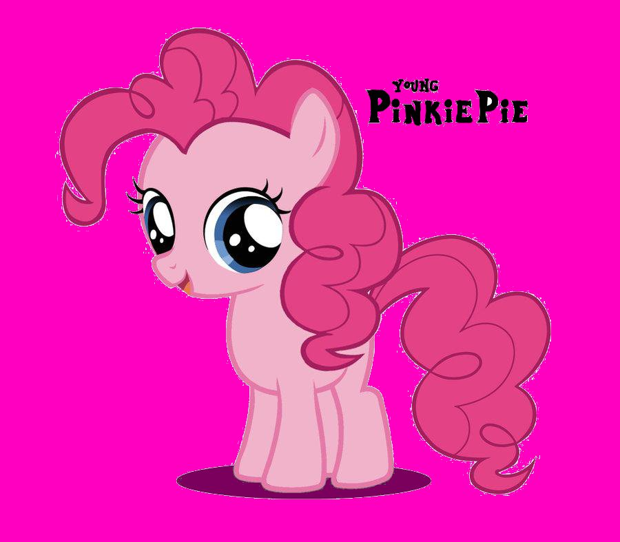 Young Pinkie Pie