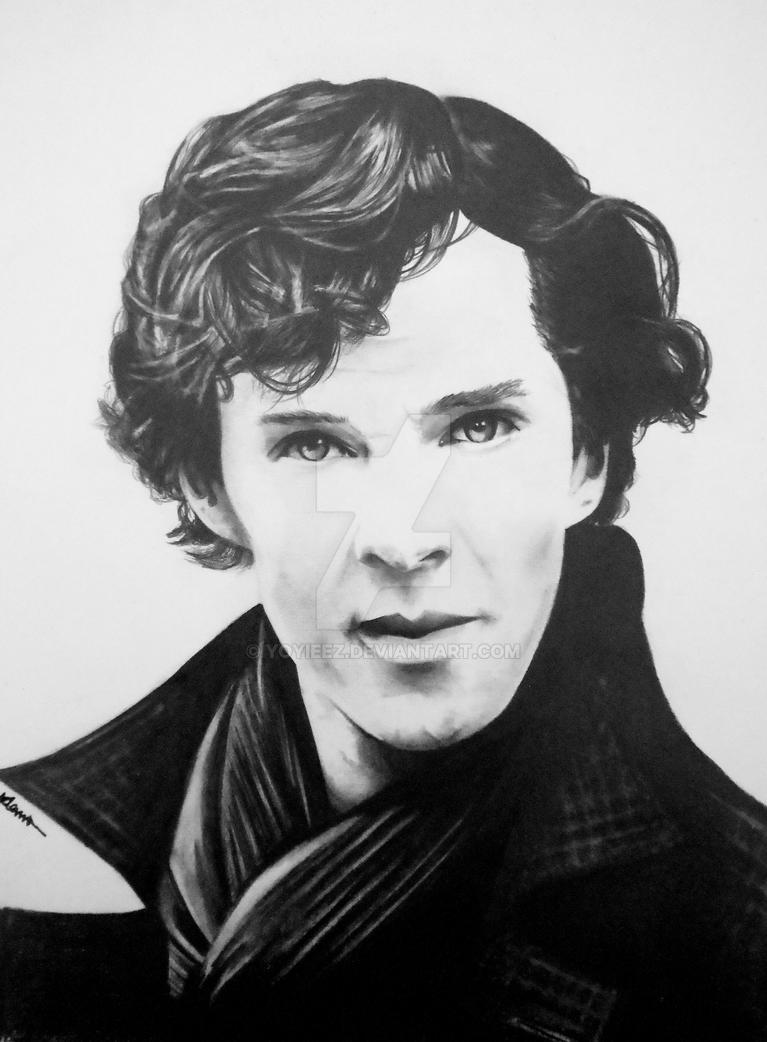Benedict Cumberbatch by yoyieez