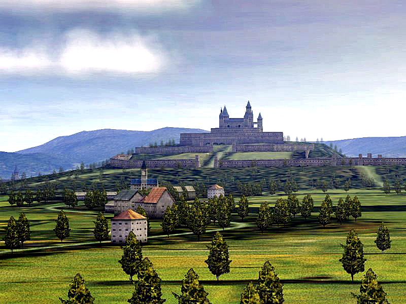 Stier Castle by ThePandoraComplex141