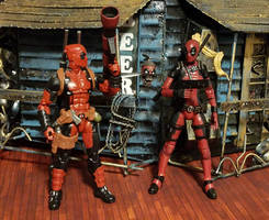 Deadpool Corps by ThePrincessRobotRoom