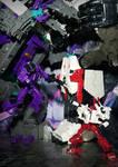 The battle beneath their feet by ThePrincessRobotRoom