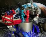 It's over, Prime! by ThePrincessRobotRoom