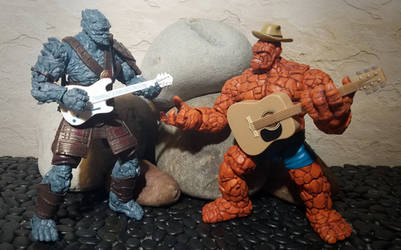 Country? I thought we were gonna be a rock band?