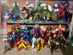 Not ex-villains, X-Villains by ThePrincessRobotRoom