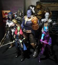Children of Thanos by ThePrincessRobotRoom