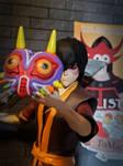 Never swap masks by ThePrincessRobotRoom