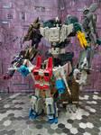 Starscream's Brigade by ThePrincessRobotRoom