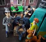 It's not meddling, Mr. Wayne, it's police work by ThePrincessRobotRoom