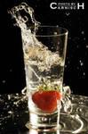 Splashing Strawberry n.1