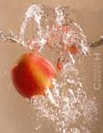 Splashing Apple n.5