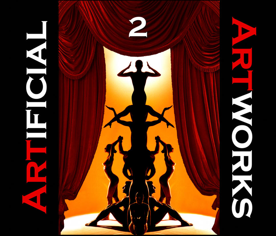ARTIFICIAL ARTWORKS 2 eBook by Carnisch