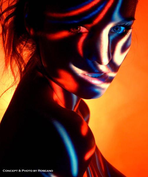 Creative Portrait, n.1 by Carnisch