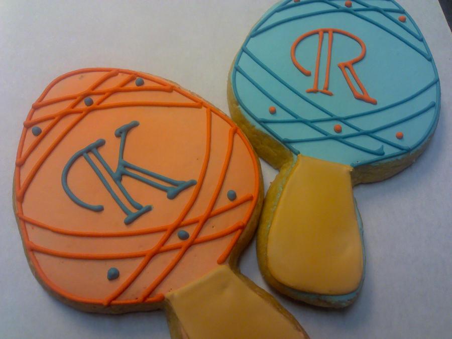 Specialty Maraca Cookies by eckabeck