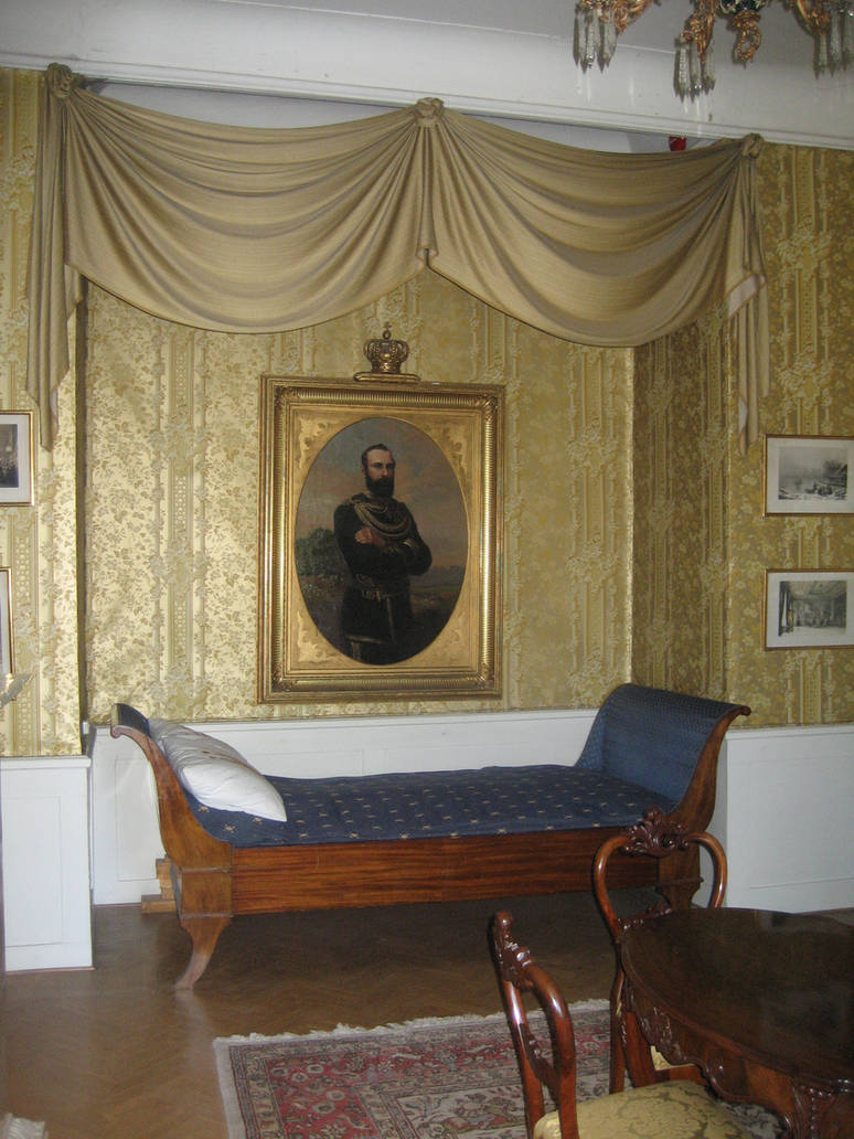 Castle room by CAStock