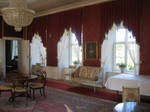 Red castle room