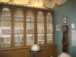 Old library by CAStock