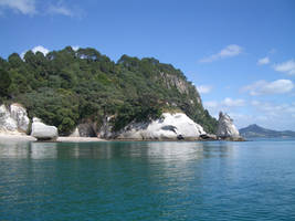 White cliffs by CAStock