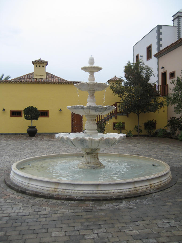 Fountain by CAStock