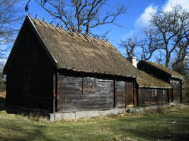 Old cottage 2 by CAStock