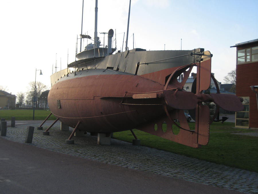 Submarine 1 by CAStock