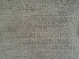 Hieroglyphs 2 by CAStock