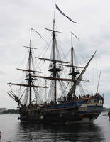 Pirate ship 1 by CAStock