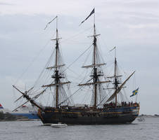 Pirate ship 4 by CAStock