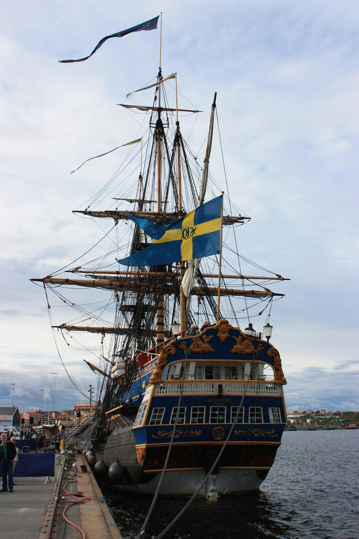 Pirate ship 11 by CAStock