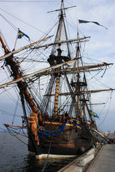 Pirate ship 13 by CAStock