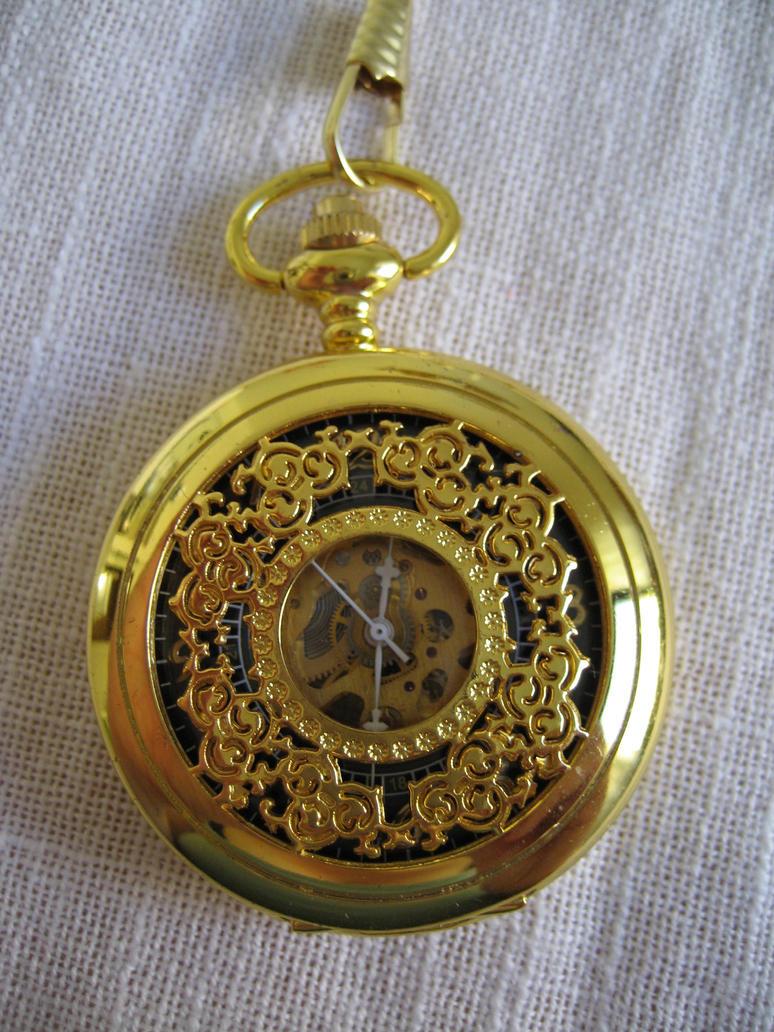 Pocket watch 2 by CAStock
