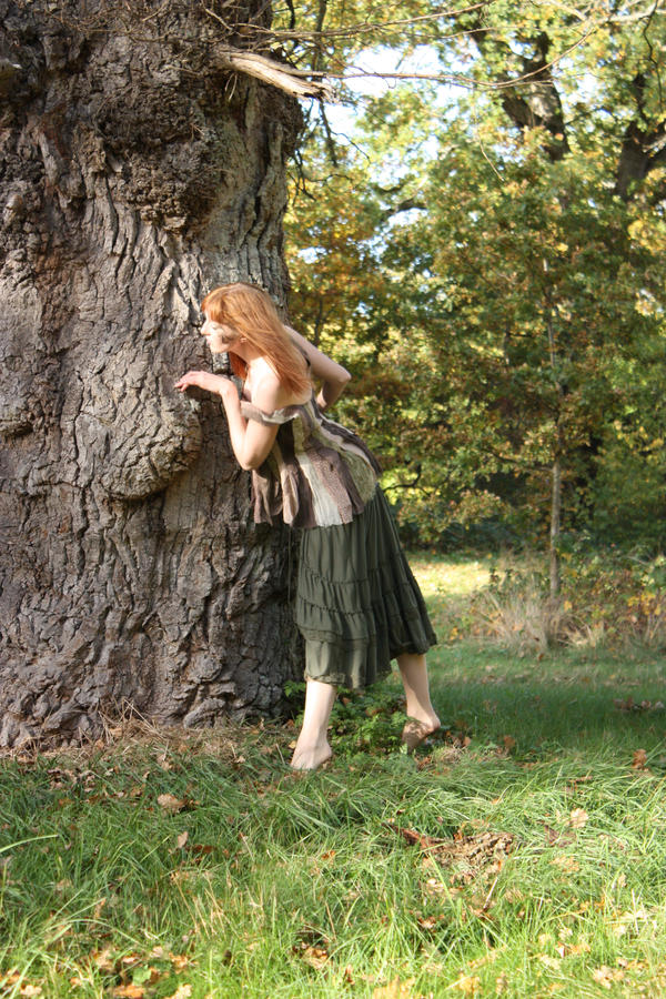 Forest dryad 9 by CAStock