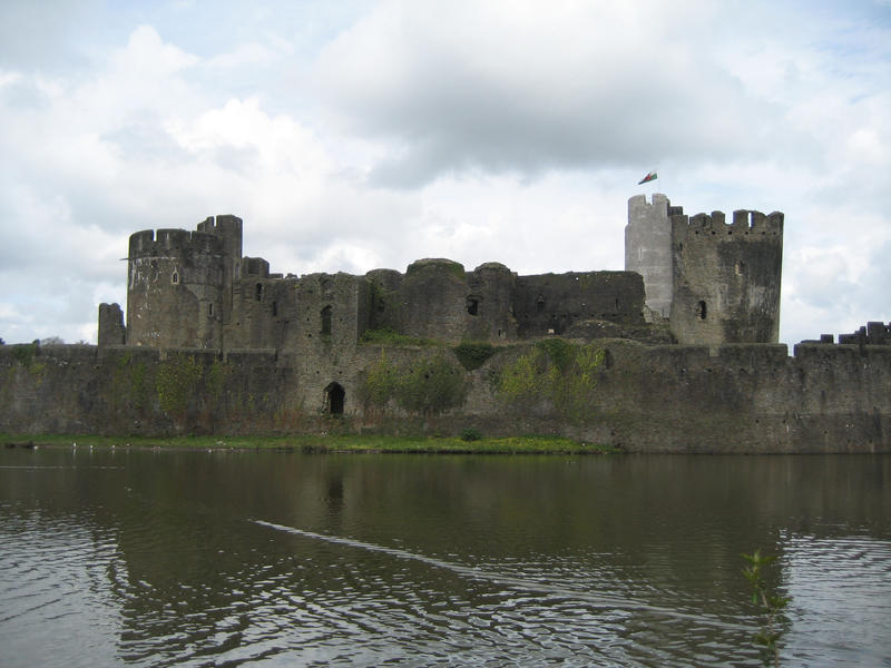 Ruin castle 3 by CAStock