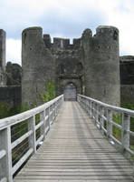 Ruin castle 6 by CAStock