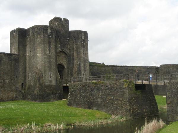 Ruin castle 9 by CAStock