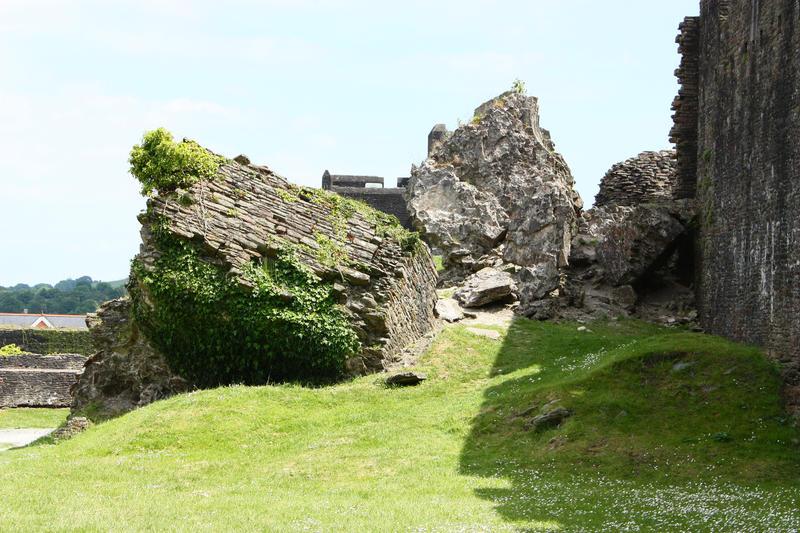 Ruin rocks by CAStock