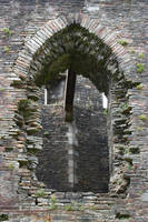 Castle window 1 by CAStock