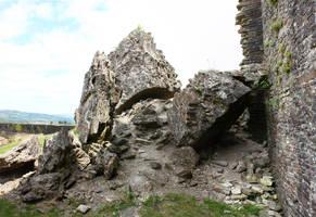 Fallen rocks smaller version by CAStock