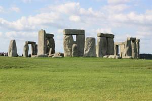 Stonehenge 1 by CAStock