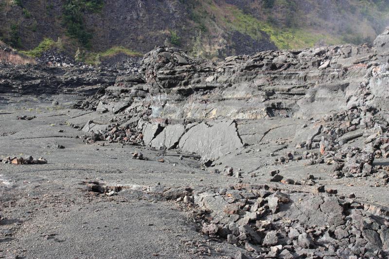 Crater floor 6