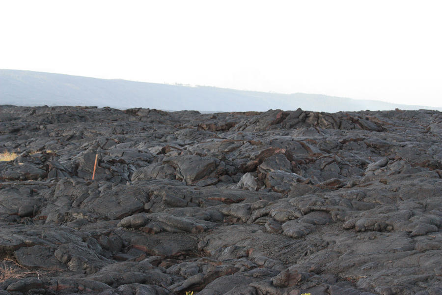 Solidified lava 2 by CAStock