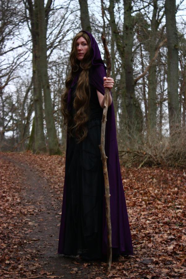 Elven pathway 5 by CAStock