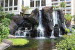 Small waterfalls