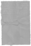 Texture - Paper with text